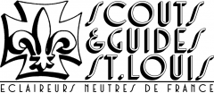 Scouts & Guides Saint-Louis Logo